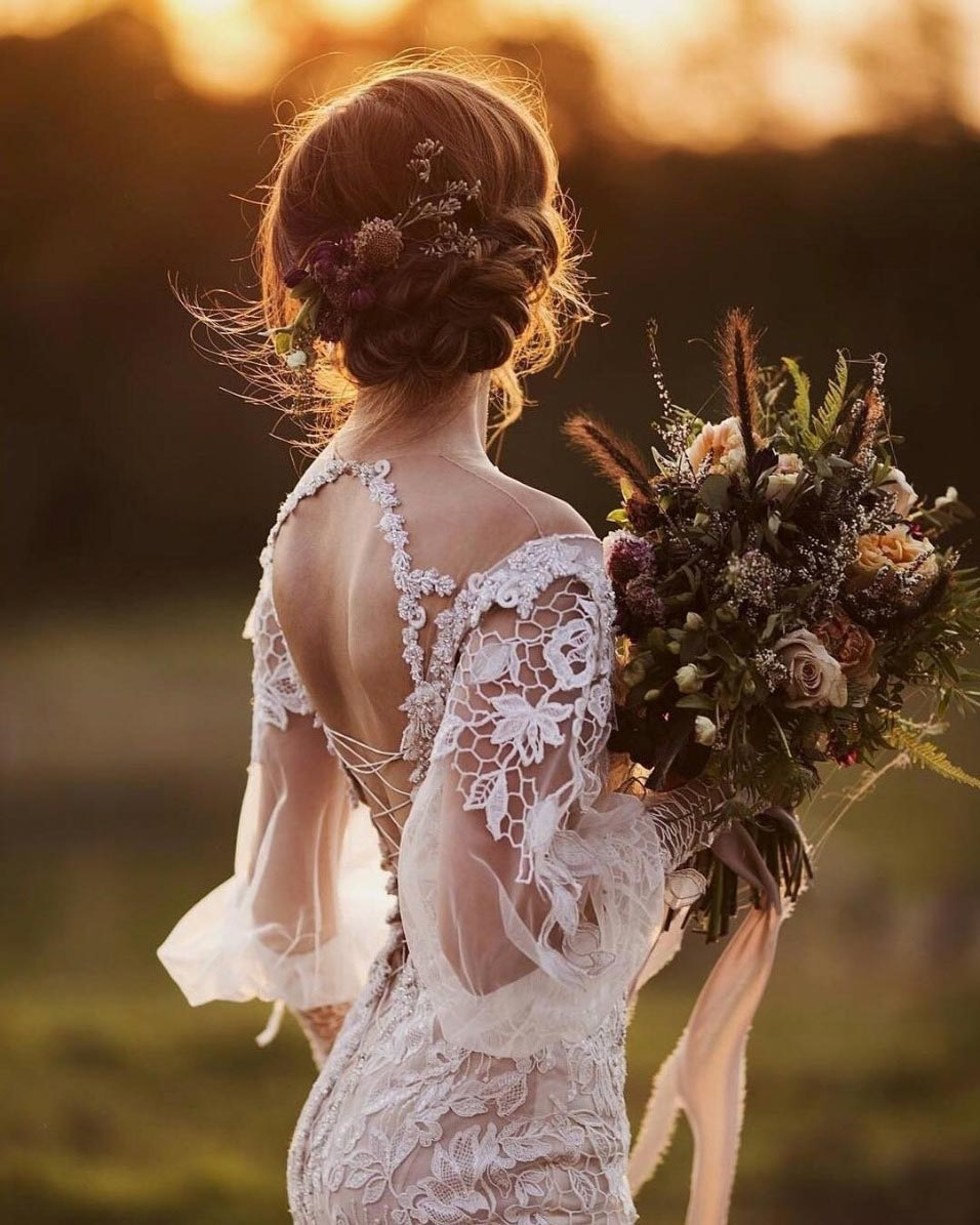 Loose Wedding Hairstyles 10
