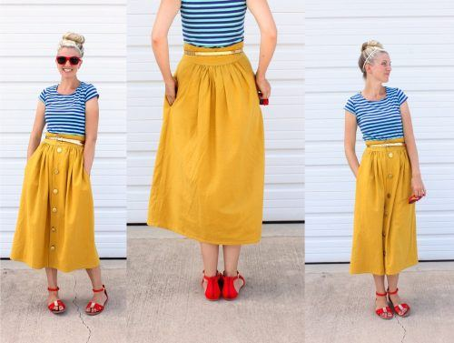 Long-Skirts-for-Teen-Girls-500x377 20 Trendy Easter Outfits for Teen Girls 2018