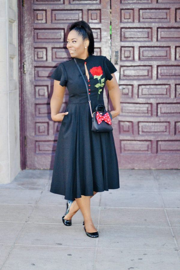Easter-Outfit-For-Black-Women2-600x900 21 Trendy Easter Outfits For Black Women 2018
