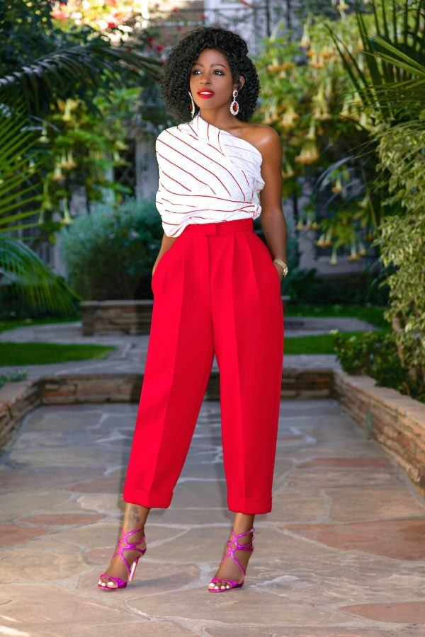 Easter-Outfit-For-Black-Women6-600x900 21 Trendy Easter Outfits For Black Women 2018