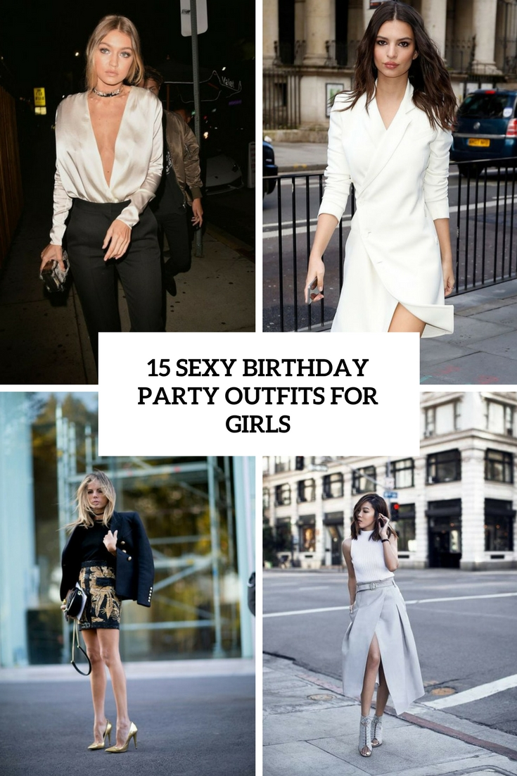 sexy birthday party outfits for girls cover