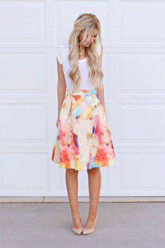 Semi-Formal-Dress-up-for-Easter-333x500 20 Trendy Easter Outfits for Teen Girls 2018
