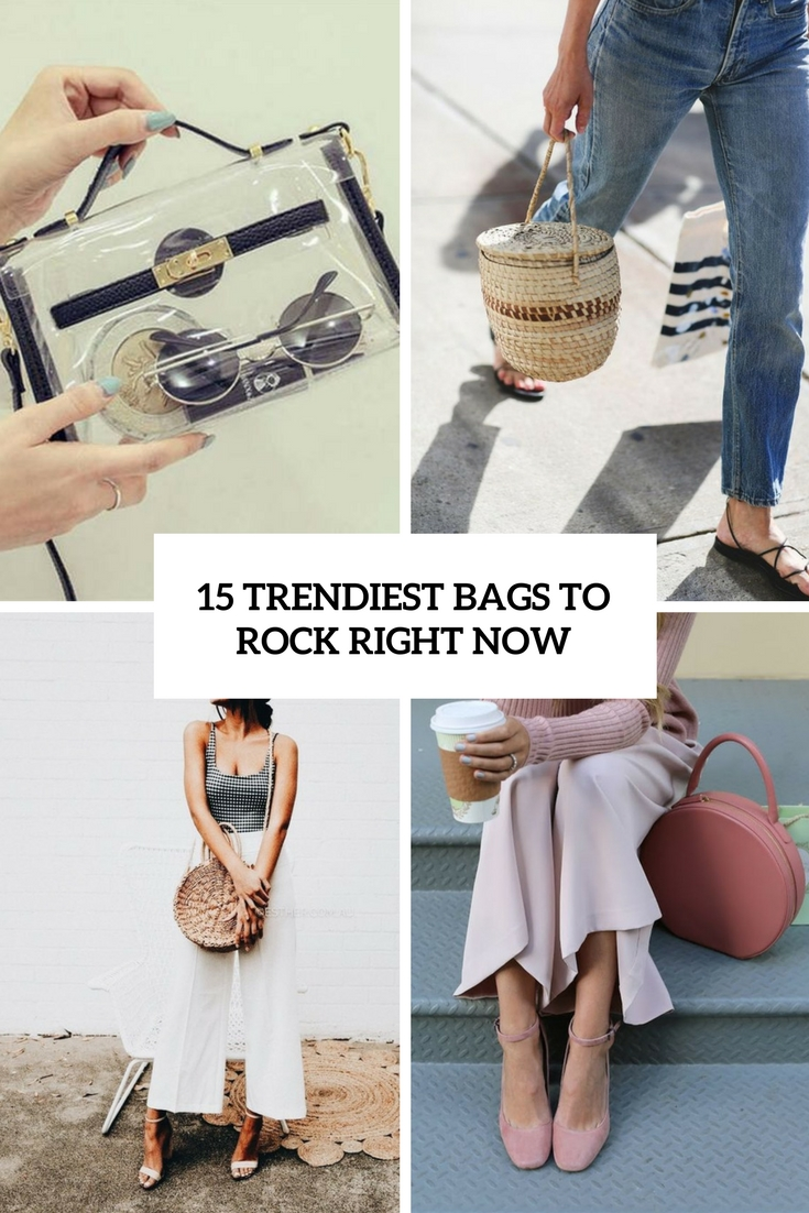 trendiest bags to rock right now cover