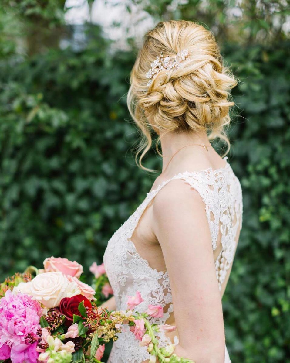 Loose Wedding Hairstyles 12