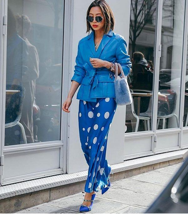 Printed-pants-2018-600x683 Printed Pant Outfit-18 Ideas What to Wear With Printed Pants