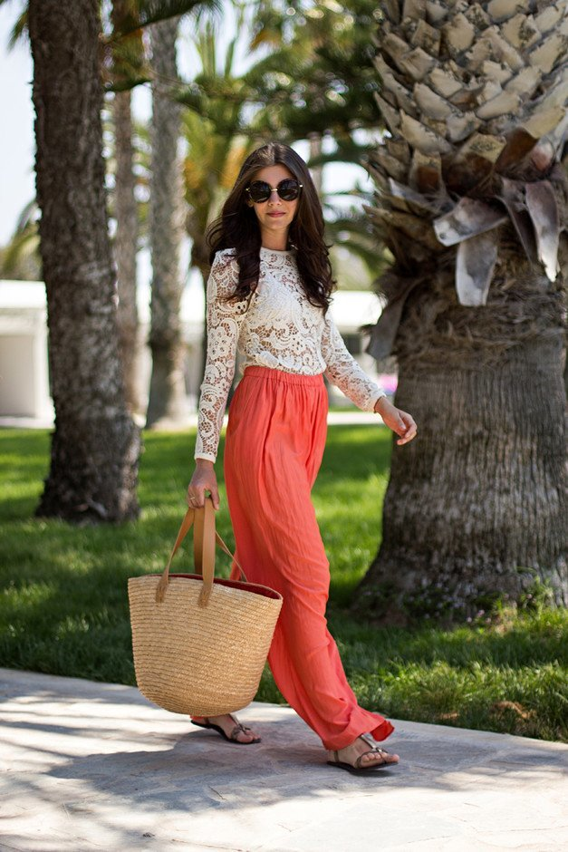 cheap-palazzo-pants 28 Modern ways to Wear Palazzo Pants with other Outfits