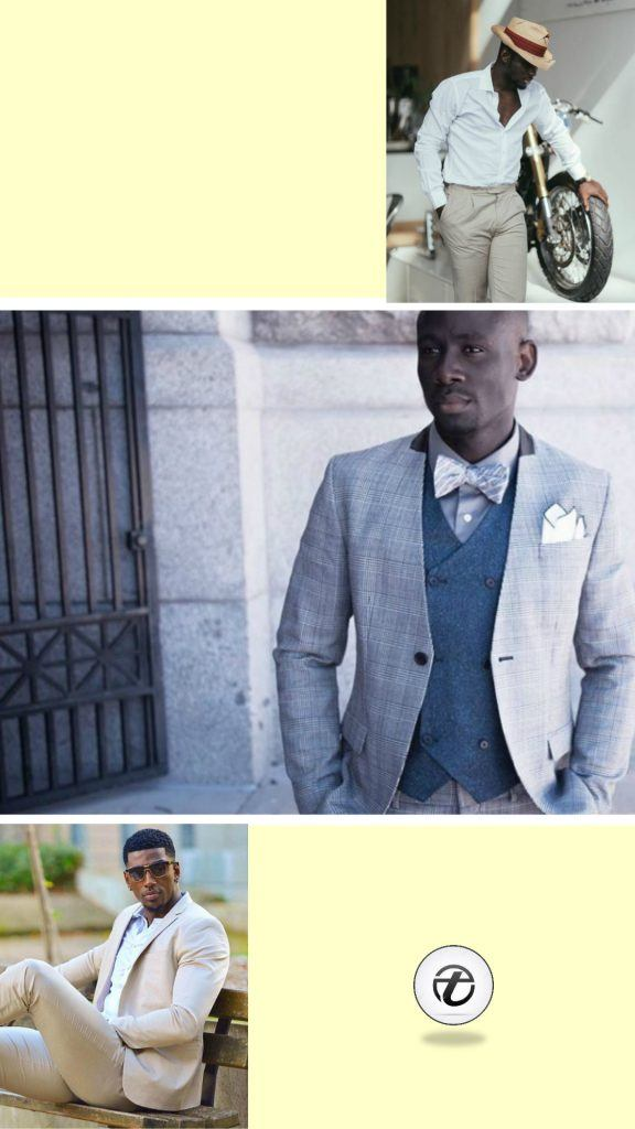 Black-Men-Easter-Outfit22-576x1024 20 Best Easter Outfits For Black Men 2018