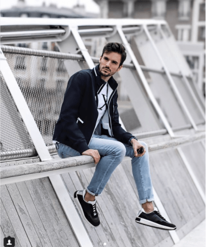 Keep-it-Simple-yet-Classy-416x500 20 Fashionable Easter Outfit Ideas for Men