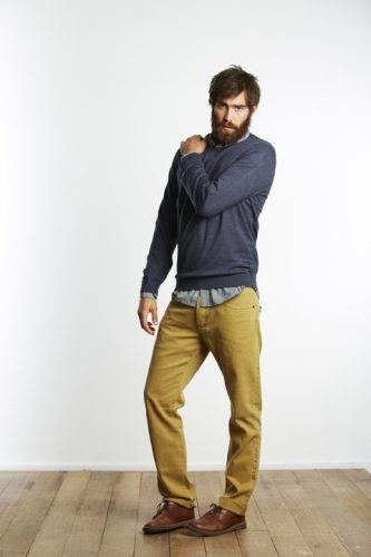 Khaki-Pants-for-Easter-Day-Wear-333x500 20 Fashionable Easter Outfit Ideas for Men