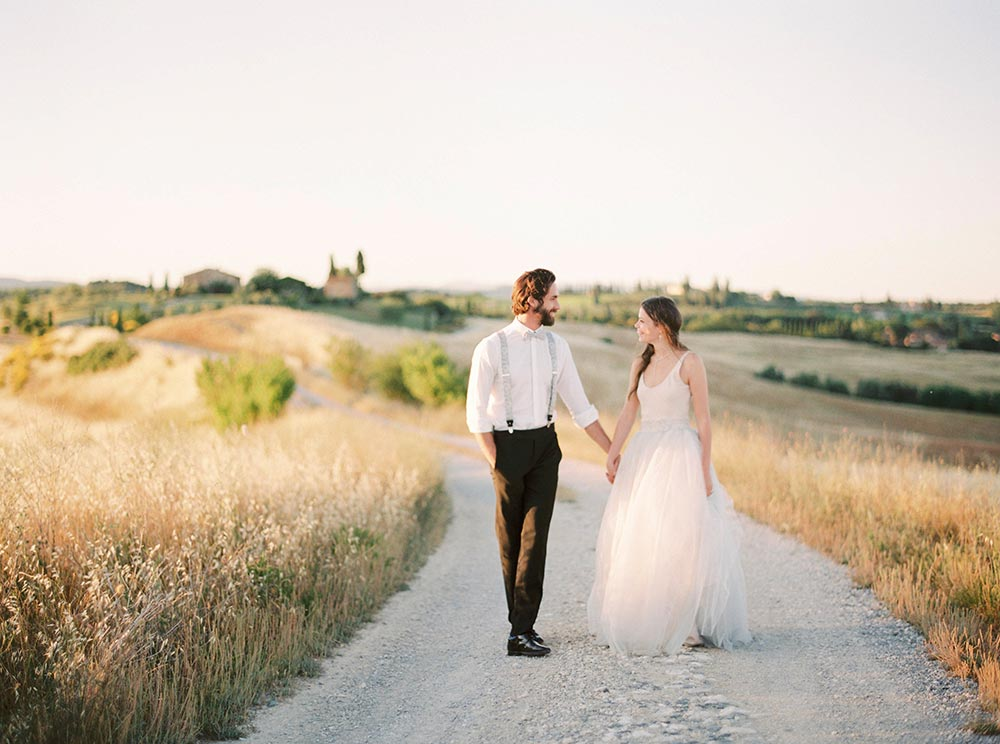 italian countryside wedding inspiration