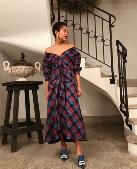 Easter-Outfit-For-Black-Women15 21 Trendy Easter Outfits For Black Women 2018