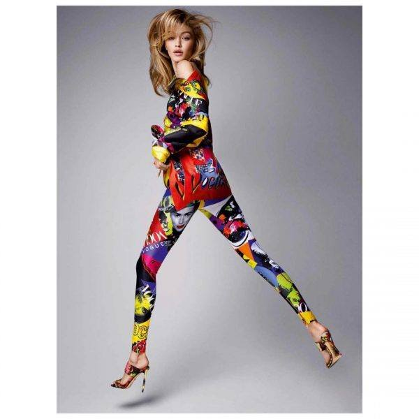 All-printed-600x600 Printed Pant Outfit-18 Ideas What to Wear With Printed Pants