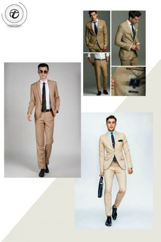 Professional-Khaki-Look-with-Black-Formal-Shoes-333x500 12 Pro Tips for Men-How to Wear Black Shoes With Khaki Pants