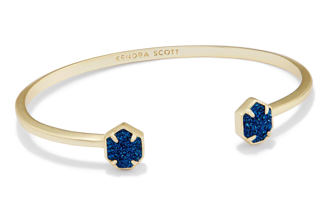 Kendra Scott Teddy Gold Pinch Bracelet