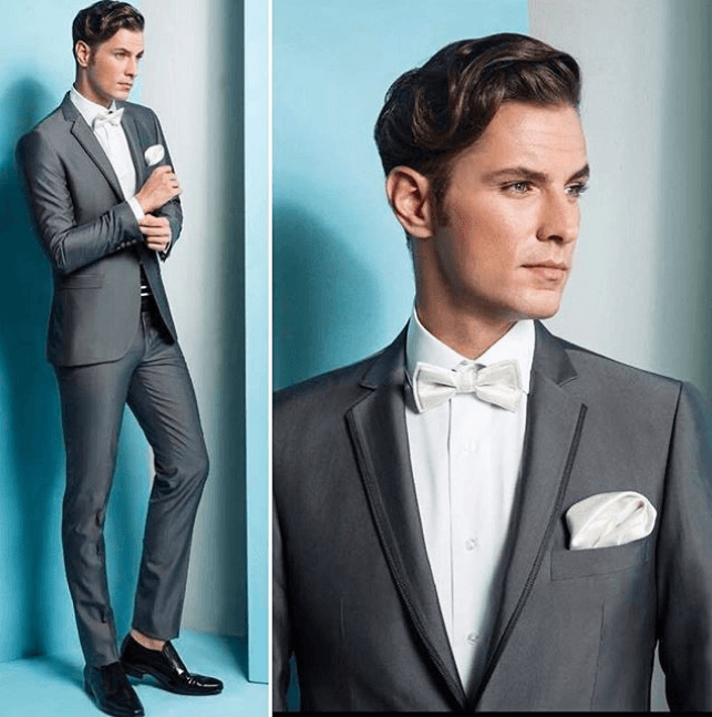 30 Best Charcoal Grey Suits with Black Shoes For Men | Beauty