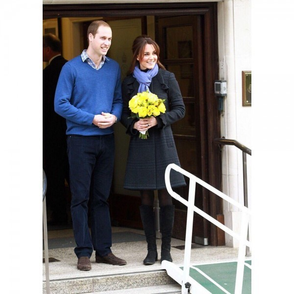 Prince-Harry-and-Kate-Middleton-600x600 Celebrities Couples Matching Outfits–25 Couples Who Nailed It