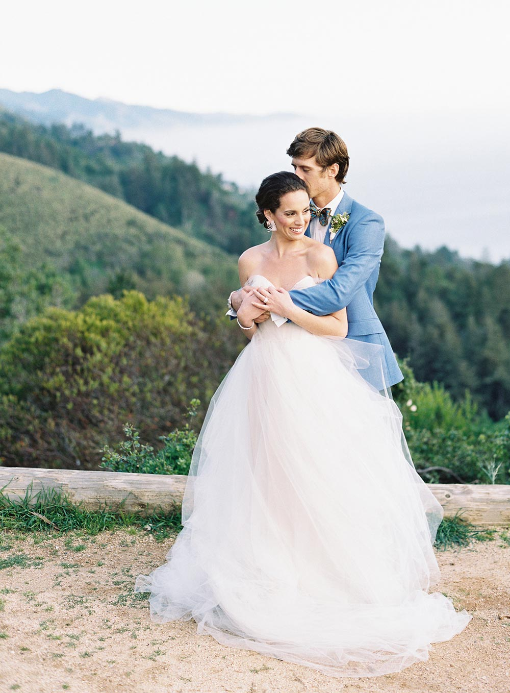 Cliffside Big Sur Elopement