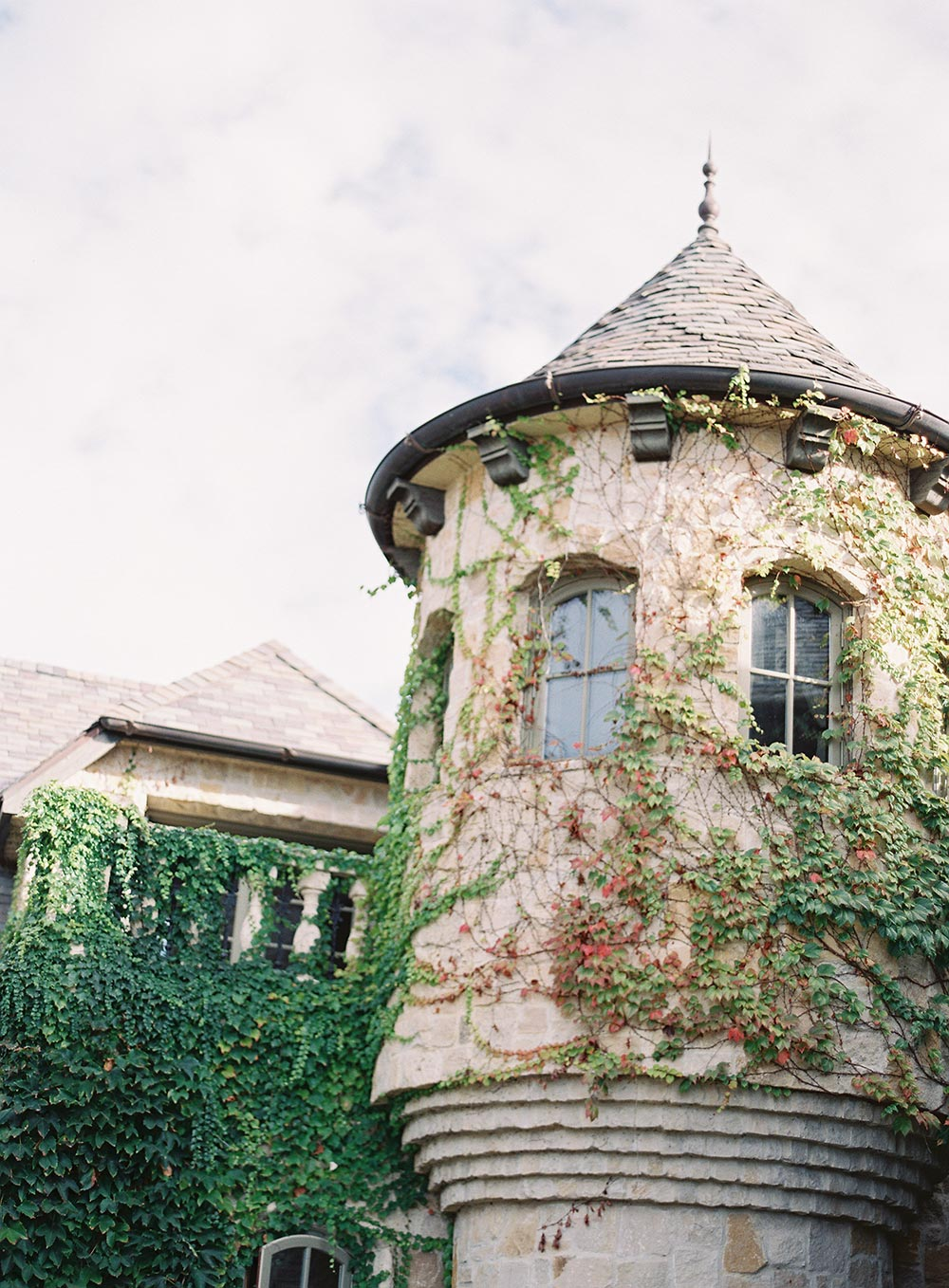 French chateau wedding venue in California