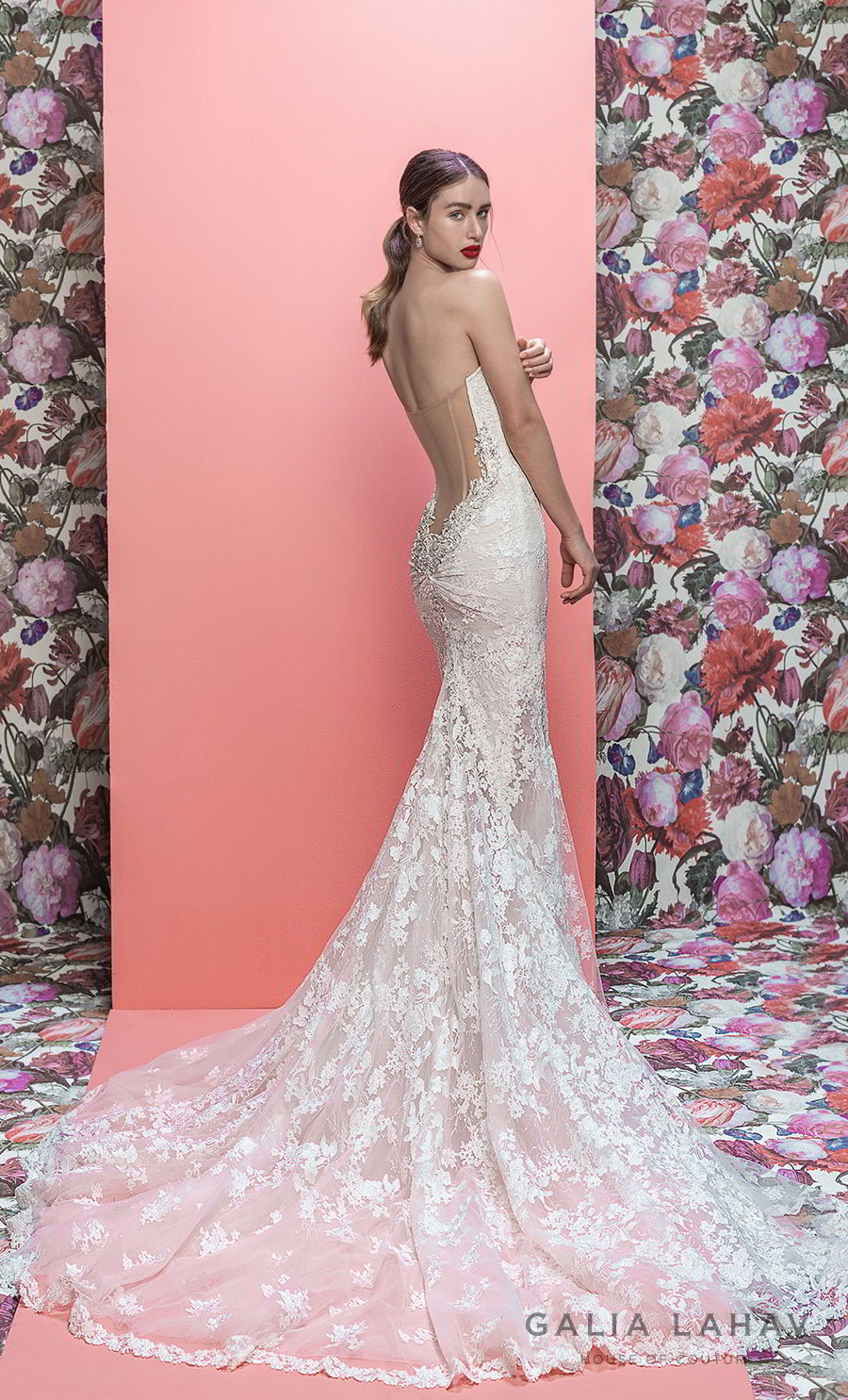 "Galia Lahav Spring 2019 ""Queen of Hearts"" Bridal Collection 
