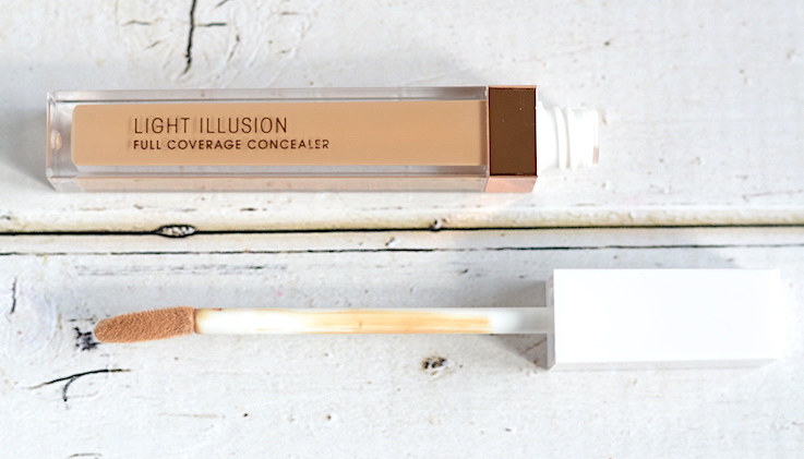 Flower Beauty Light Illusion Full Coverage Concealer review