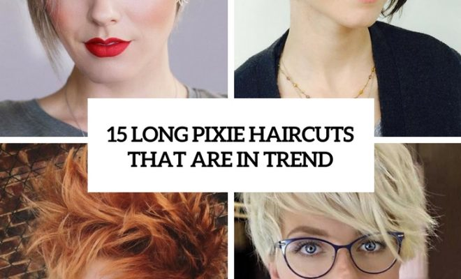 15 Long Pixie Haircuts That Are In Trend Beauty