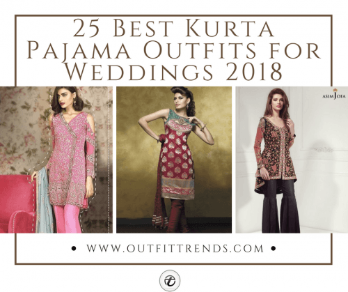 Brown-Restaurant-Photo-Collage-Food-Facebook-Post-1-500x419 25 Best Women Kurta Pajama for Wedding Styles 2018