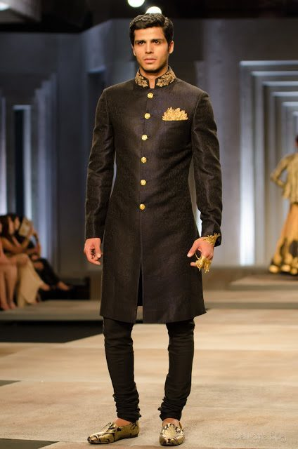 Sherwani-for-engagement 20 Latest Style Wedding Sherwani For Men and Styling Ideas