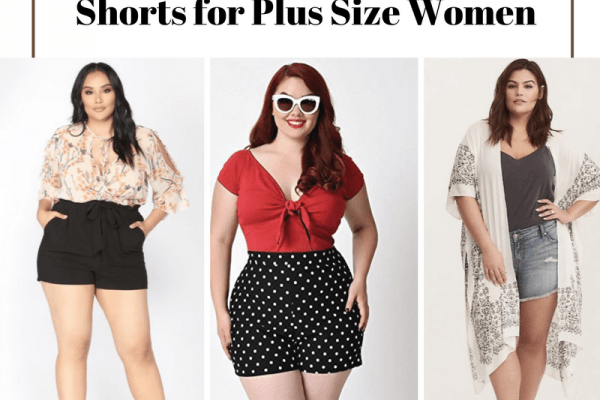 9556ca29dbc High Waisted Shorts for Plus Size Women. In this century of dynamic fashion  and perishing stereotypes fearlessly with your sense of style and  perspectives
