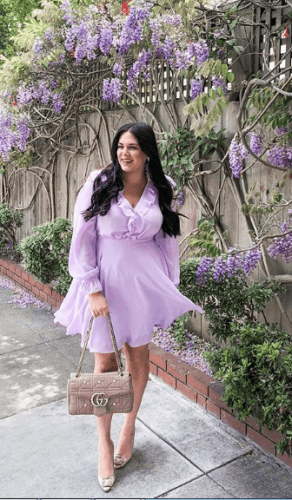 bachelorette-party-outfit-292x500 35 Best Ways to Wear Lilac Outfits For Women