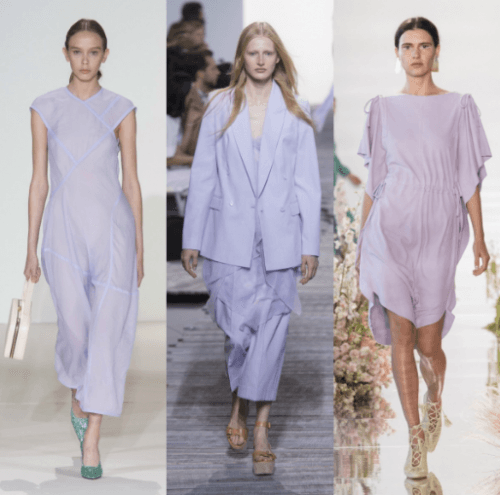 Lilac-in-Fashion-Week-2018-500x495 35 Best Ways to Wear Lilac Outfits For Women