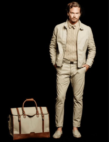 Khaki-for-Office-385x500 18 Best Tips and Business Casual Outfits For Men
