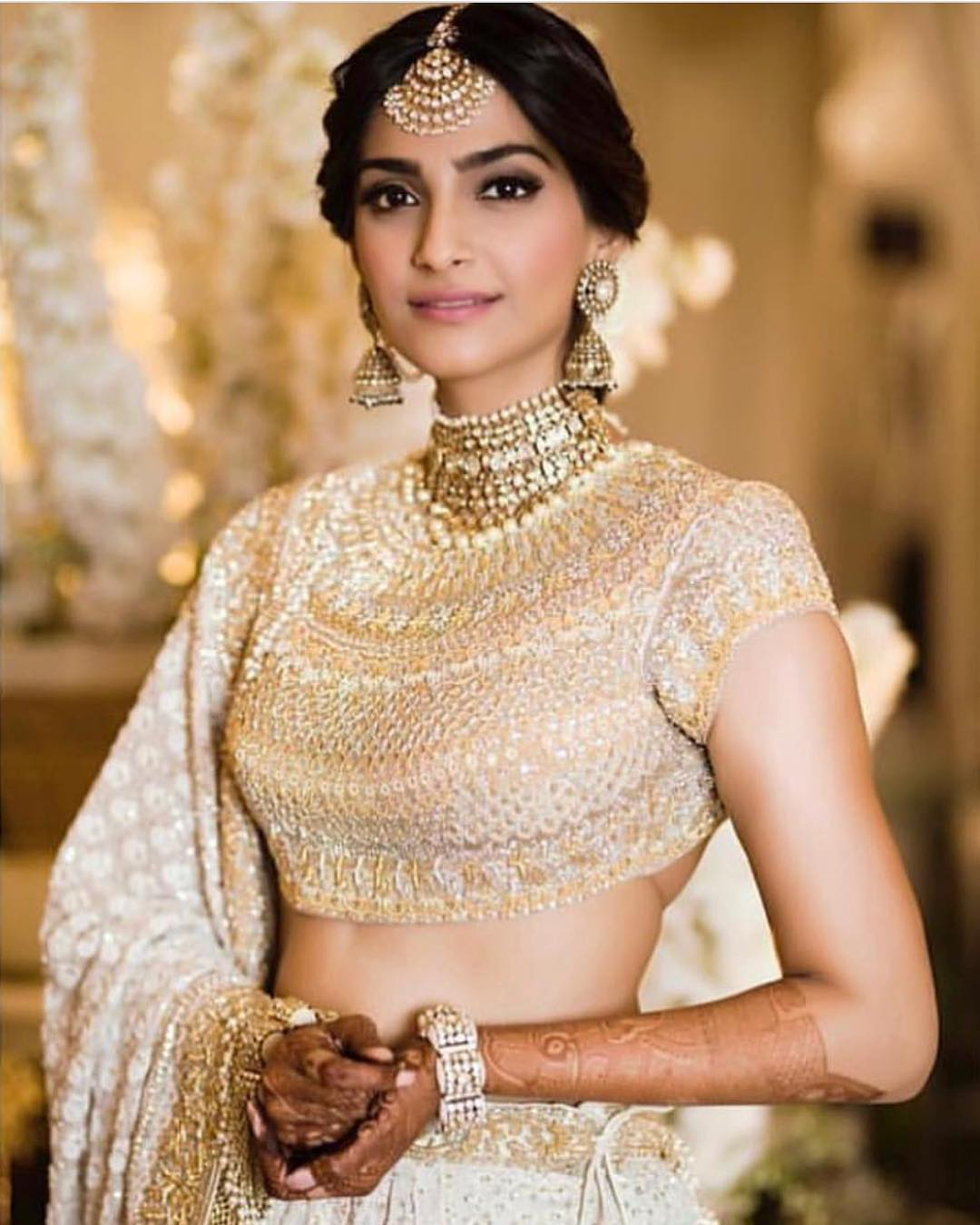 15-1 Sonam Kapoor Wedding Pics - Engagement and Complete Wedding Pictures
