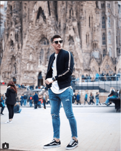 Travel-Weekend-Outfit-for-Men-trending-2018-1-400x500 Top 20 Weekend Outfits For Men Trending In 2018