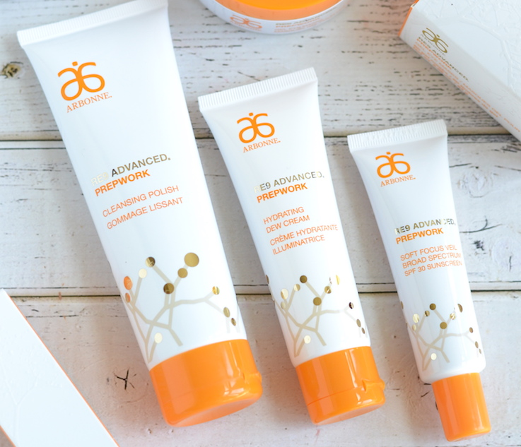 Arbonne RE9 Advanced Prepwork Skincare review