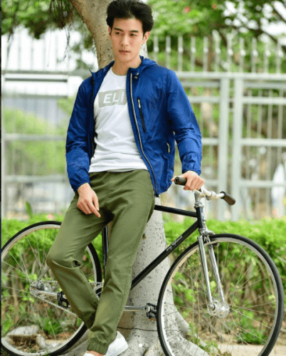 Cycling-Weekend-Outfit-for-Men-trending-2018-402x500 Top 20 Weekend Outfits For Men Trending In 2018