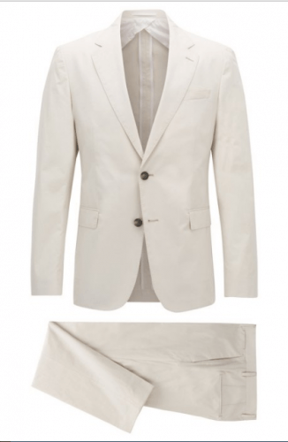 White-pant-suit-326x500 18 Best Tips and Business Casual Outfits For Men