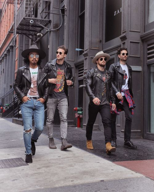 3-6 25 Best Rock Concert Outfits for Men in 2018
