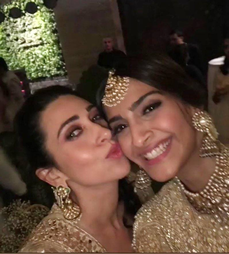 26 Sonam Kapoor Wedding Pics - Engagement and Complete Wedding Pictures