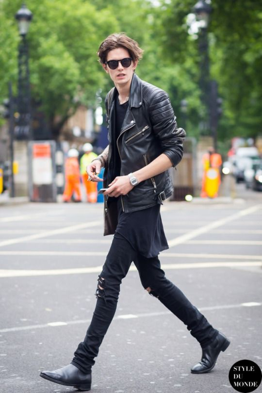 14-3 25 Best Rock Concert Outfits for Men in 2018