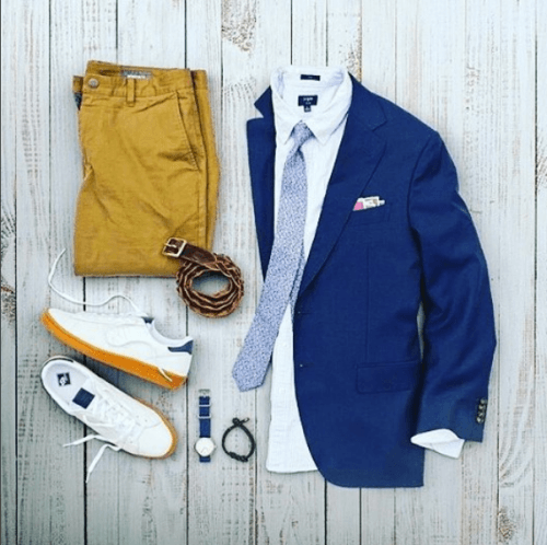 Urban-Outfit-wih-Mustard-Pants-for-Men-500x498 Top 20 Men's Outfit with Mustard Pants To Wear in 2018