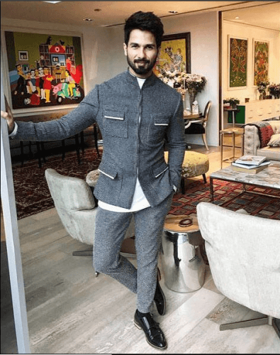 Celebrities-Style-1-395x500 27 Latest Engagement Dresses for Men in India