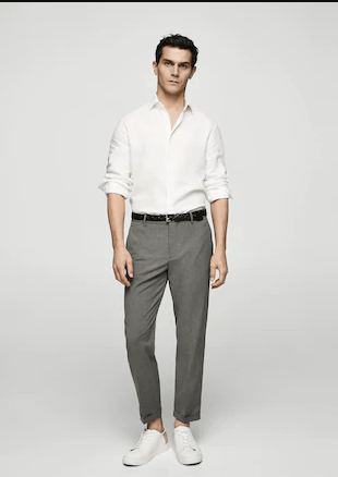 Casual-business-chinos 18 Best Tips and Business Casual Outfits For Men