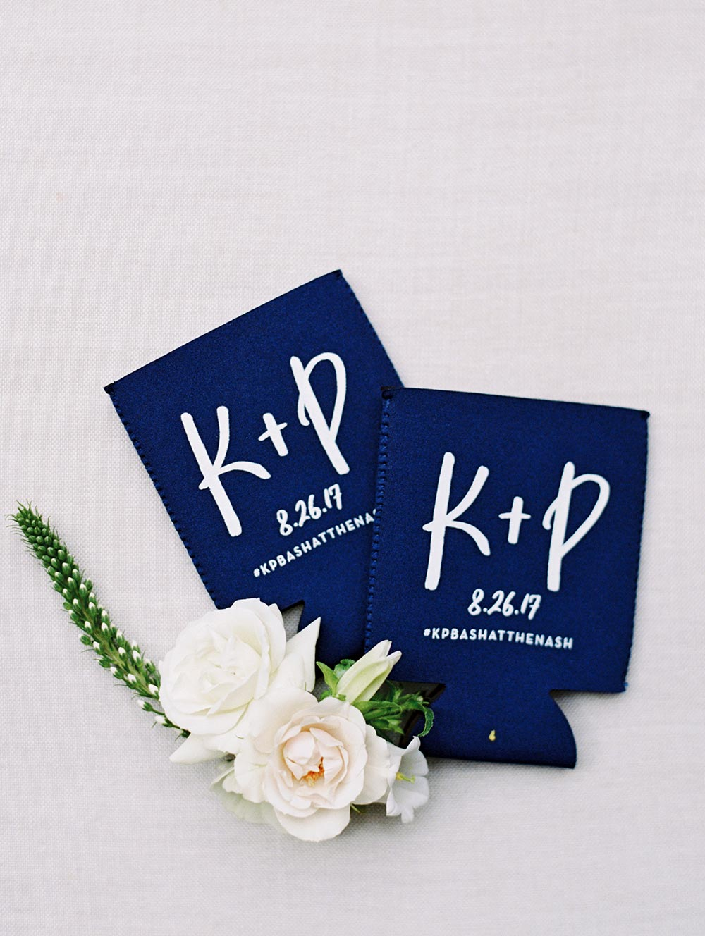 personalized wedding doozies