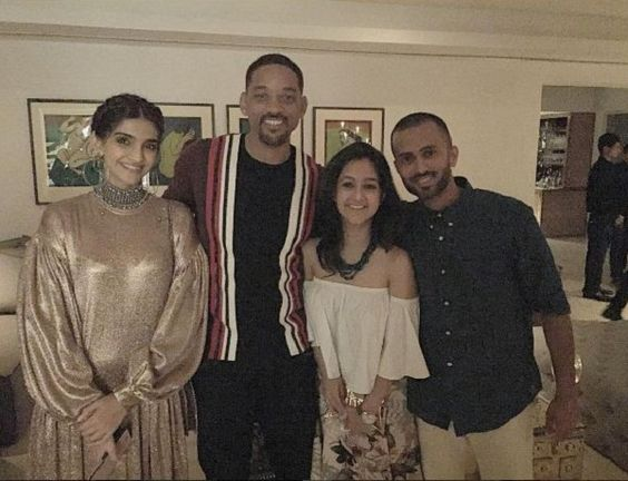 11-1 Sonam Kapoor Wedding Pics - Engagement and Complete Wedding Pictures