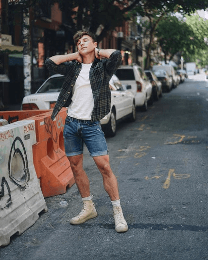 men-weekend-outfits-2 Top 20 Weekend Outfits For Men Trending In 2018