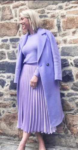 How-to-wear-Lilac-for-30-plus-260x500 35 Best Ways to Wear Lilac Outfits For Women