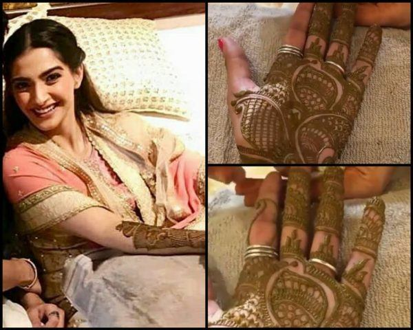13-600x480 Sonam Kapoor Wedding Pics - Engagement and Complete Wedding Pictures