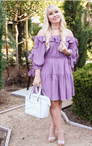 Date-Night-Outfit-315x500 35 Best Ways to Wear Lilac Outfits For Women