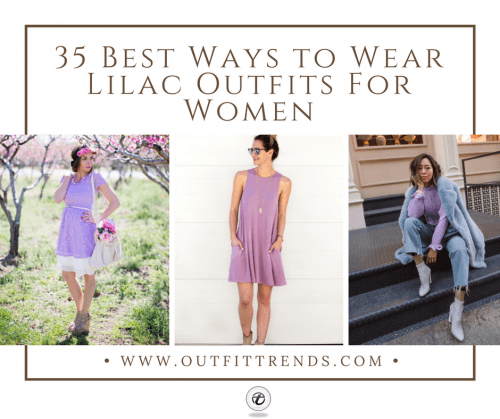 lilac-outfit-for-women-500x419 35 Best Ways to Wear Lilac Outfits For Women