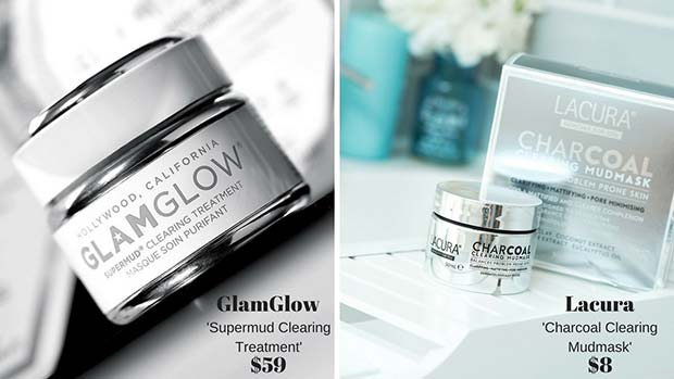 GlamGlow Supermud Mask Dupe